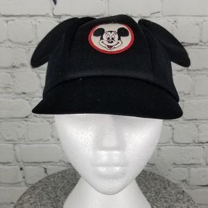 DISNEY | vintage Mickey ears cap hat
